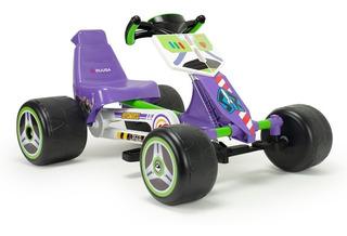 Go Kart Toy Story 4 Injusa Juguete Infantil Montable Pedales