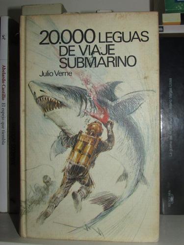 20.000 Leguas De Viaje Submarino - Julio Verne