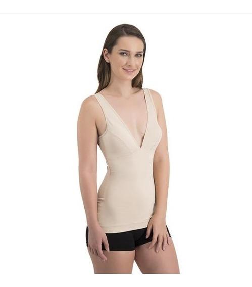 Faja Camiseta Control Beauty Secret Nude Reductiva