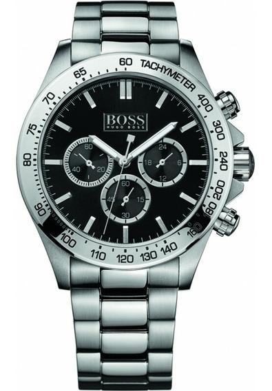 Relógio Masculino Hugo Boss Ikon 1512965 Cronógrafo Completo