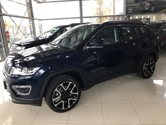 Jeep Compass 2.4 Limited Plus 2020 0km