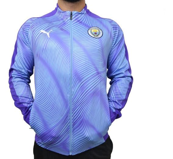 Agasalho Manchester City 2019 / Oferta De Inverno / Promoção