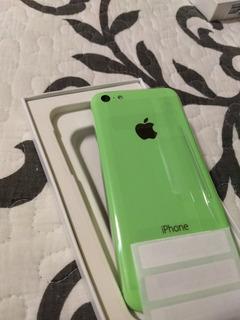 iPhone 5 C Verde Nuevo Liberado