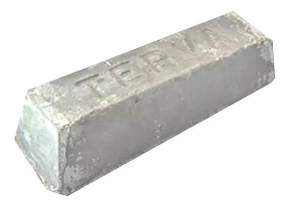 Pasta Gris Brillo Para Pulir Aluminio - 1736a