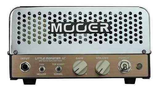 Amplificador De Guitarra Mooer Little Monster Cabezal 5watts