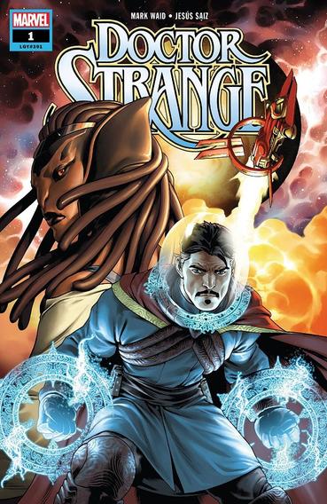 Doctor Strange #1 (2018) Marvel Lgy#391