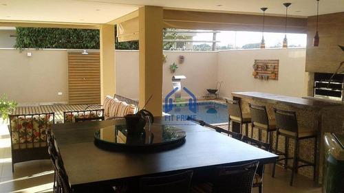 Casa Residencial À Venda, Condominio Golden Park Residence, Mirassol - Ca1666. - Ca1666