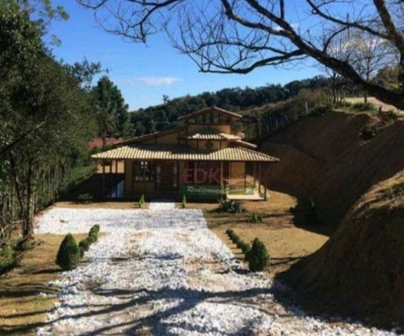 Casa Com 3 Dormitórios À Venda, 150 M² Por R$ 430.000,00 - Alto Capivari - Campos Do Jordão/sp - Ca0859