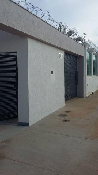 Casa Geminada Com 3 Quartos Para Comprar No Andyara Em Pedro Leopoldo/mg - 5174