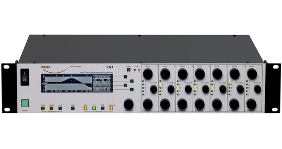 Equalizador Weiss Eq1 Gambit Series