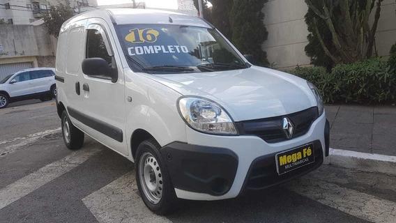 Renault Kangoo Express 1.6 Flex 2016 Completo Único Dono