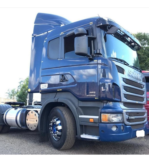 Scania R-440 Ano 2013 6x2 No Cavalo
