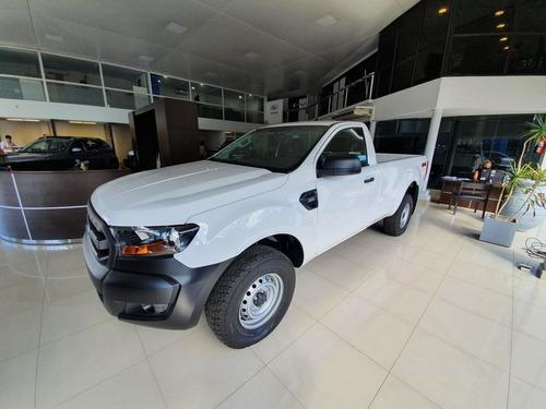 Imagen 1 de 15 de Ford Ranger Xl 4x2 Cabina Simple Mt En Stock Blanco
