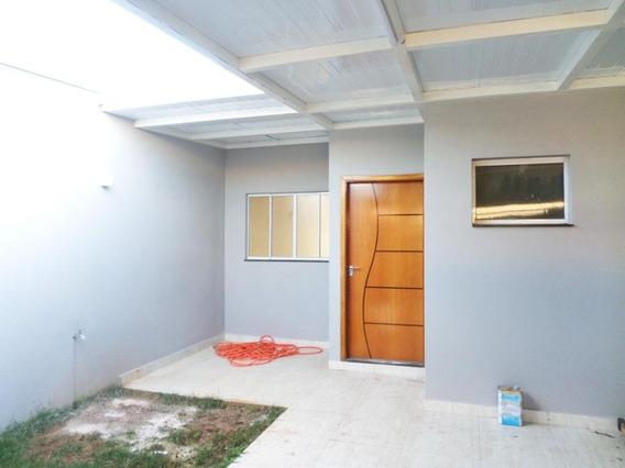 Casa Com 3 Dormitórios À Venda, 121 M² Por R$ 350.000 - Saltinho - Saltinho/são Paulo - Ca3111