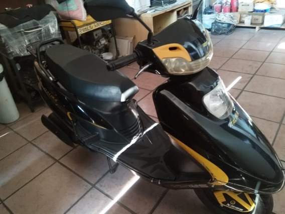 Motoneta Italika 125 Cc 2013 En $4,500.00.