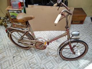 Bicicleta Bianchi Aro 20 Original, Baixei $$