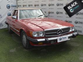 Mercedes-benz Sl 560 Sl560 At 1988