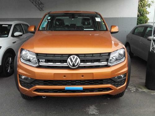 Vw Volkswagen Amarok V6 258cv Comfortline Lac