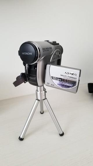 Filmadora Compacta Hitachi Perfeito Estado