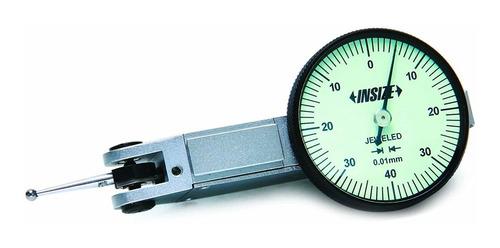 Comparador Insize 2380-08 Angular Puppitas 0-0.8mm Lec.0.01