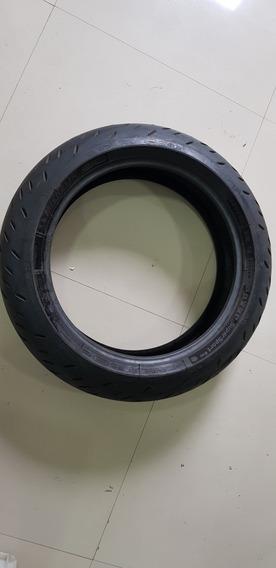Pneu Traseiro Michelin Power Supersport Evo 200/55 Zr17 8361