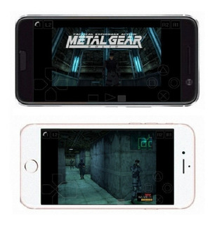 Metal Gear Solid Ps1 Para Android O Pc Español