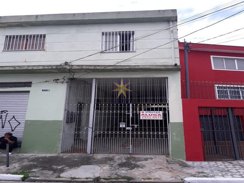 Casa Vila Matilde São Paulo/sp - 2449