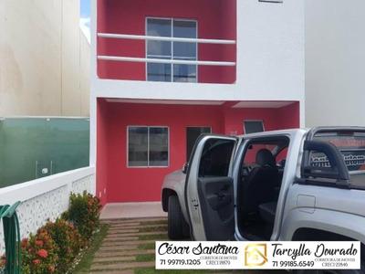 Vilage Duplex Ipitanga Lauro De Freitas - Ca00359 - 32947564