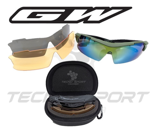 gafas de sol polarizadas para ciclismo