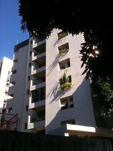 Apartamento Com 2 Quartos Para Alugar, 94 M² Por R$ 2.600/mês - Graças - Recife/pe - Ap1923