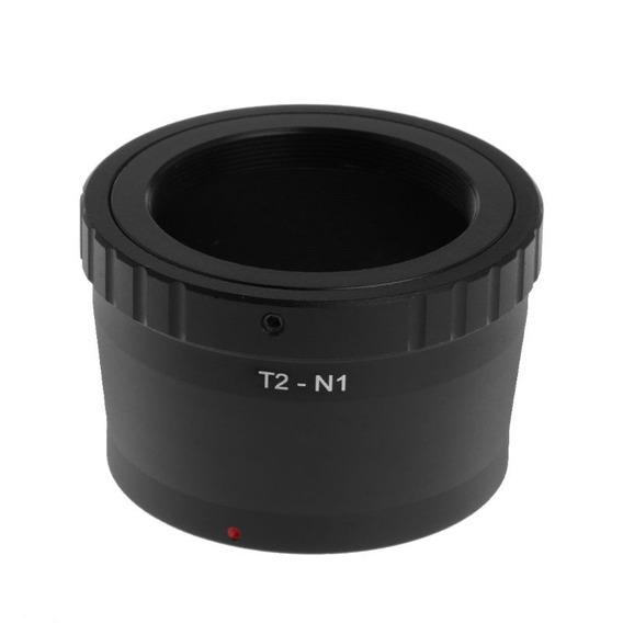 Anel Adaptador Lente T2 T2-nikon1 N1 J1 J2 J3 J4 V1 V2