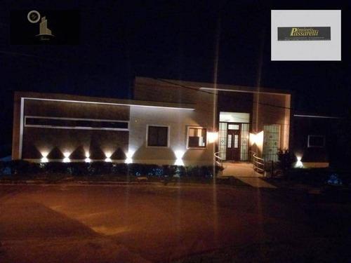Casa Com 3 Dormitórios À Venda, 600 M² Por R$ 2.699.000,00 - Condomínio Alpes De Vinhedo - Vinhedo/sp - Ca1912