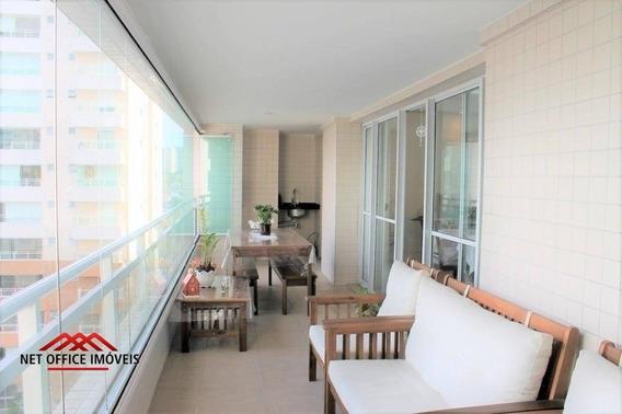 Apartamento Com 3 Dormitórios À Venda, 147 M² Por R$ 980.000 - Vila Ema - São José Dos Campos/sp - Ap2032