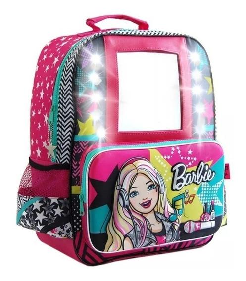 Mochila Espalda Barbie + Obsequio Envio