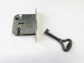 Fechadura Para Móveis/roupeiro Embutir 35mm - Haga