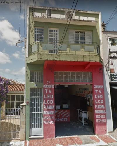 Imagem 1 de 30 de Casa Aluga Na Vila Santana  - Sorocaba/sp - Cm00326 - 34076027