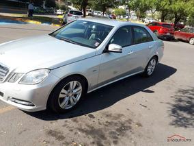 Mercedes-benz Clase E 2012 E 200 Cgi Exclusive