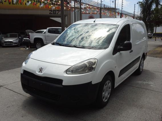 Peugeot Partner Maxi Ac 2014