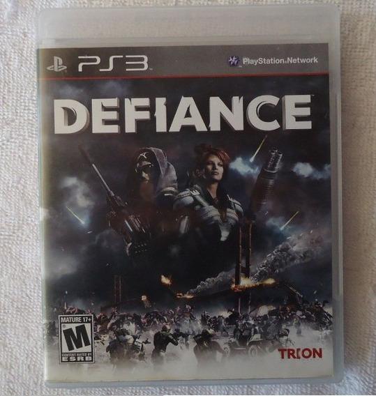 Defiance Ps3 ** Frete Gratis Leia