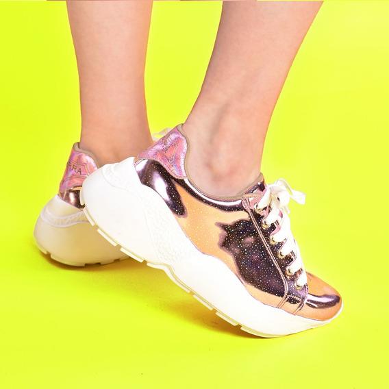 Zapatillas Luciano Marra Número 35
