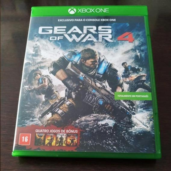 Jogo Gears Of War 4 Xbox One Seminovo