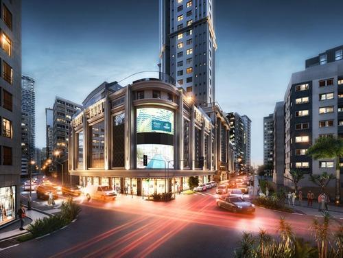 Imagem 1 de 30 de Apartamento De Luxo Em Balneário Camboriú, New York Apartaments - Imobiliária África - Ap00146 - 32217243