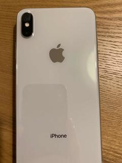 iPhone Xs Max 64gb Silver 7 Meses De Uso