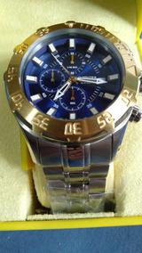 Invicta Pro Diver 13106 Ouro 18k Original Pronta Entrega