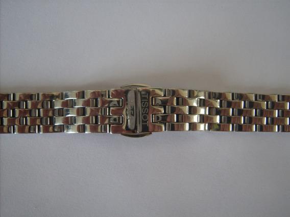 Relógio Tissot Feminino , Pulseira E Terminais 14mm Usado