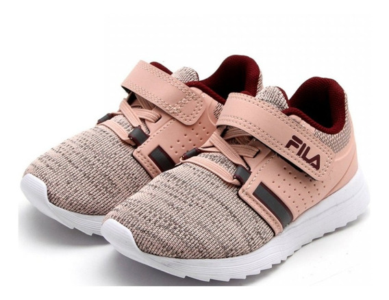 Tênis Fila Effect Velcro Infantil