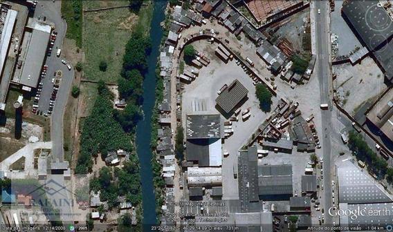 Galpão Industrial Para Locação, Cidade Industrial Satélite De São Paulo, Guarulhos. 12 Docas - 21 Vagas (sendo 11 Cobertas). - Ga0046