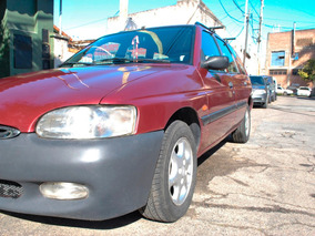 Ford Escort 1.8 Ghia Rural