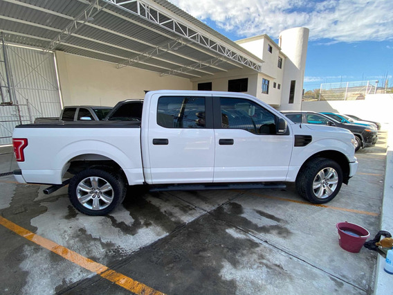 Ford F-150 5.0l Xl Doble Cabina 4x4 Mt 2015