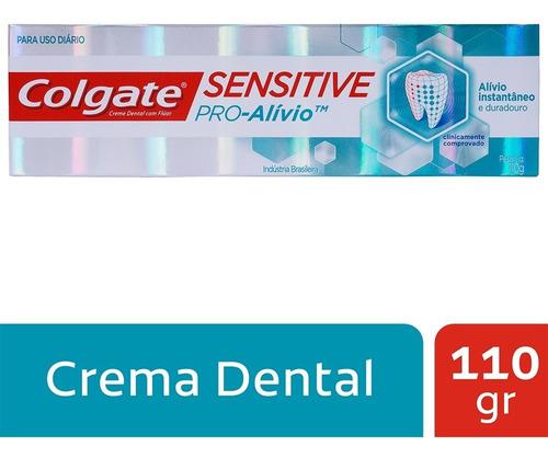 Crema Dental Colgate Sensitive Pro Alivio X 110g